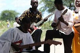 Guitaristes africains