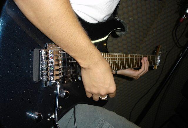 Apprendre le Sebene guitare lead solo